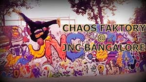 Indian Parkour and Freerunning : Chaos Faktory - Bangalore